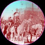 Arapahoe Indian Parade