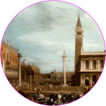 Canaletto Painting