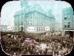 Town Hall War
